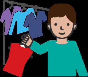 ClothingSalesperson
